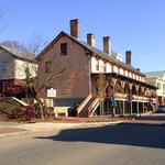 Chester Inn, Jonesborough